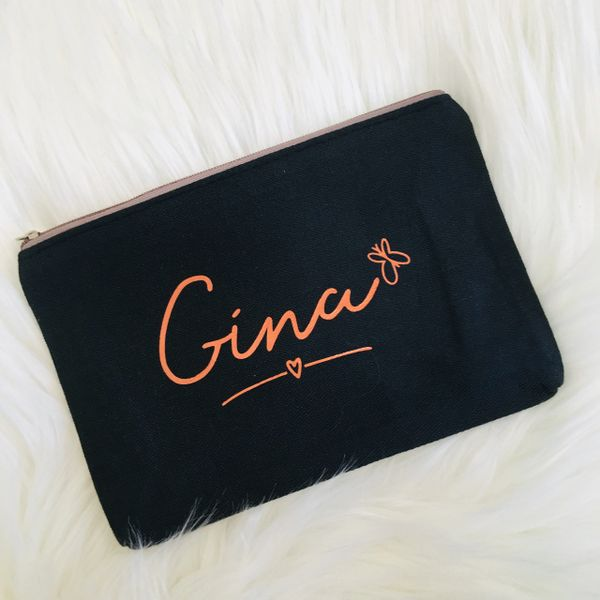 2019 Personalised Pouch (without CARTOON)