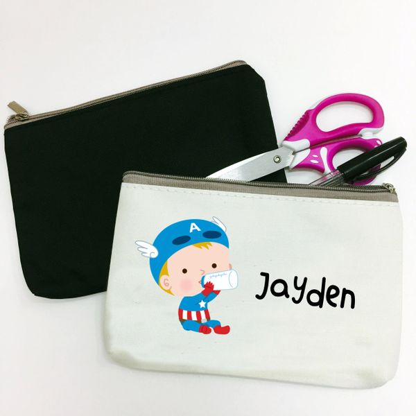 2019 Babyheroes Personalised Pouch (Select own design)