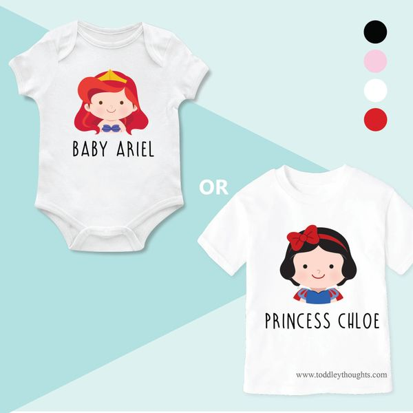 Prince N Princess (9 Designs)