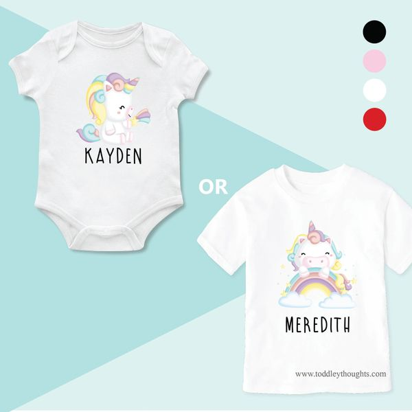 Candy Unicorn (6 Designs)