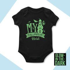 1st Halloween *Glow in the dark [T-shirt or Onesie]