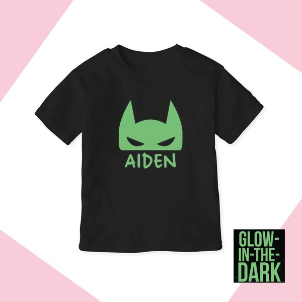 Hero*Glow in the dark [T-shirt or Onesie]