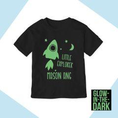Little Explorer *Glow in the dark [T-shirt or Onesie]