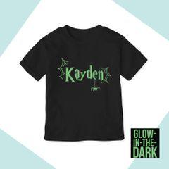 Spooky Night*Glow in the dark [T-shirt or Onesie]