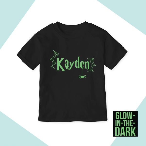 Spooky Night*Glow in the dark [T-shirt or Onesie]