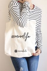 [Customise] Momlife Tote Bag