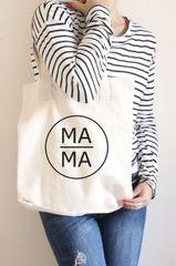 MA MA Tote Bag
