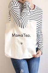 [Customise] Mama Story Tote Bag