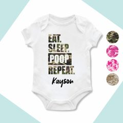 Eat Sleep POOP Repeat [Standard Design]