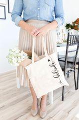 [Customise] Boshela_Side Tote Bag