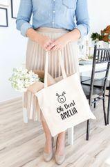[Customise] Oh DEER Tote Bag