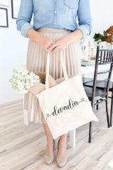 [Customise] Harelia Tote Bag