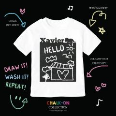 *Limited* Chalk-Your-Own T-shirt Pack