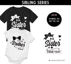 Sibling Love #3 (Select own color) [Price is per pc]