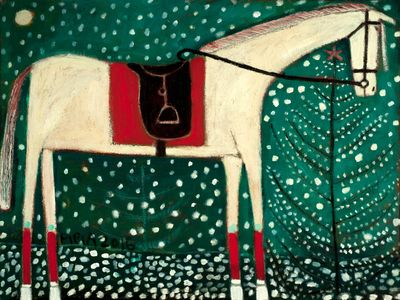 A Christmas Horse at the Equus art and film festival