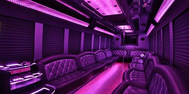 Ft Collins Limo Bus