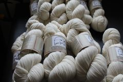 Buffalo Hills Snow Sport Weight Yarn
