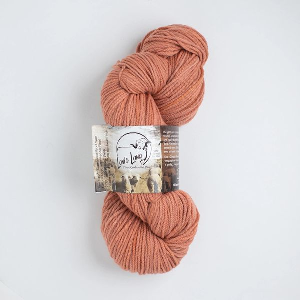 Buffalo Hills Madder Root Natural Dyed Sport Weight