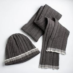 Significant Dates Beanie and Scarf Set