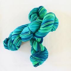 Cedar Pass Rambouillet Superwash Sock Yarn in Dragonfly