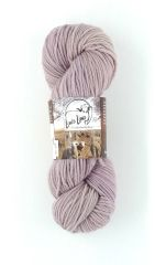 Clarks Valley Phlox, Naturally Dyed Aran Wool Yarn
