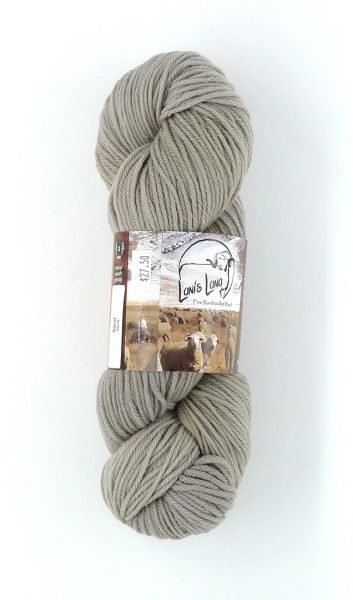 Rye Patch Sand, Naturally Dyed Worsted Wool Yarn
