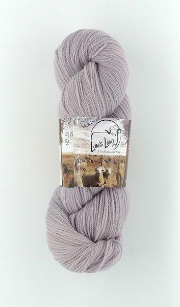 Buffalo Hills Phlox, Naturally Dyed Sport Wool Yarn