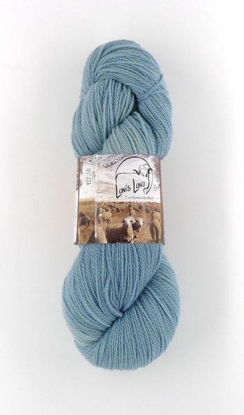 High Desert Shenandoah, Naturally Dyed Fingering Wool Yarn