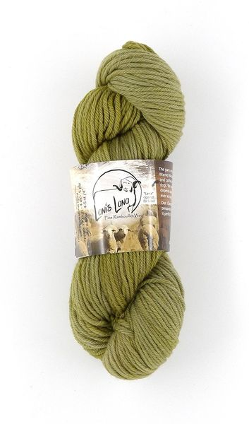 Clarks Valley Willow - Aran Weight Rambouillet Wool Yarn