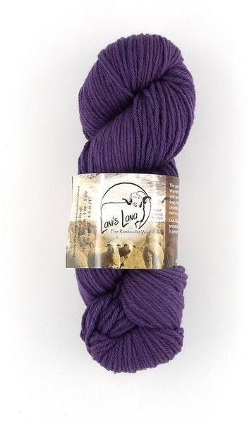 Clarks Valley Camas, Naturally Dyed Aran Wool Yarn