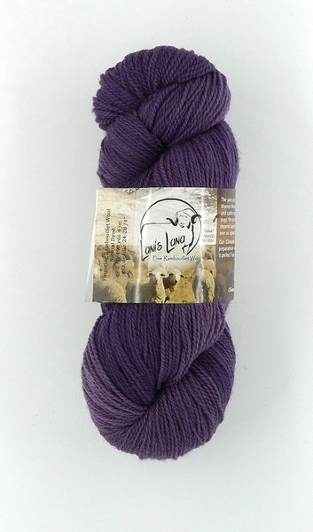 Buffalo Hills Camas, Naturally Dyed Sport Wool Yarn