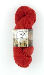 Rye Patch Red Rock Worsted Weight Fine Rambouillet Yarn