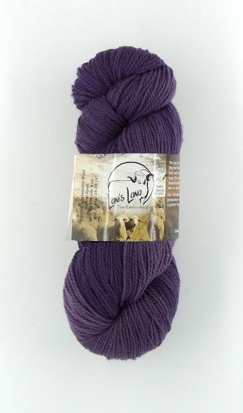 High Desert Camas, Naturally Dyed Fingering Wool Yarn