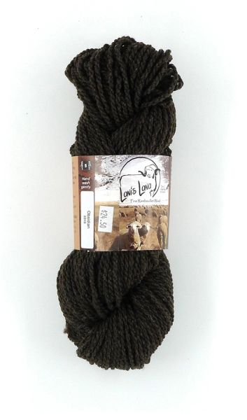 Obsidian - Bare Ranch Bulky Wool Yarn