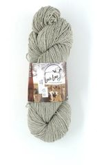 Home Camp Shale. Worsted Naturally Colored Rambouillet Wool Yarn