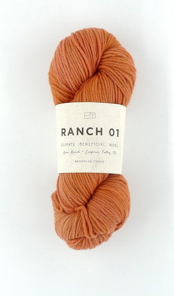 Brooklyn Tweed Ranch 01 - Madder