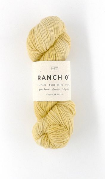 Brooklyn Tweed Ranch 01 Marigold 1