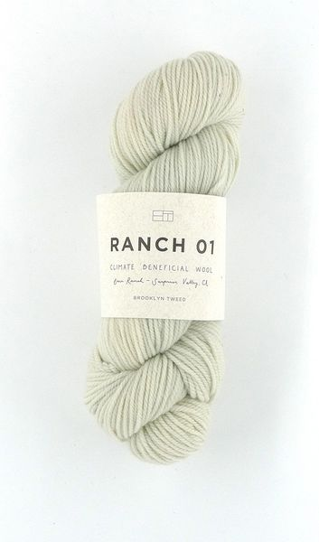 Brooklyn Tweed Ranch 01 Tannin + Iron 2