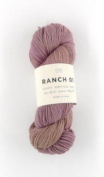 Brooklyn Tweed Ranch 01 Cochineal 3