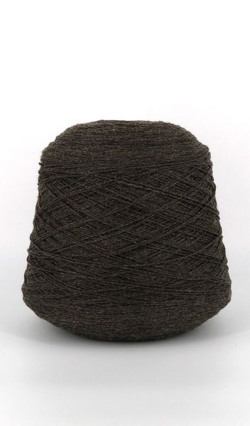 Hayes Range Naturally Colored Obsidian Fingering Weight 2-ply Cone Yarn