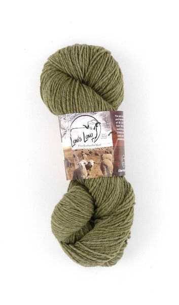 Buffalo Hills Willow Studio Dyed Sport Wool Yarn