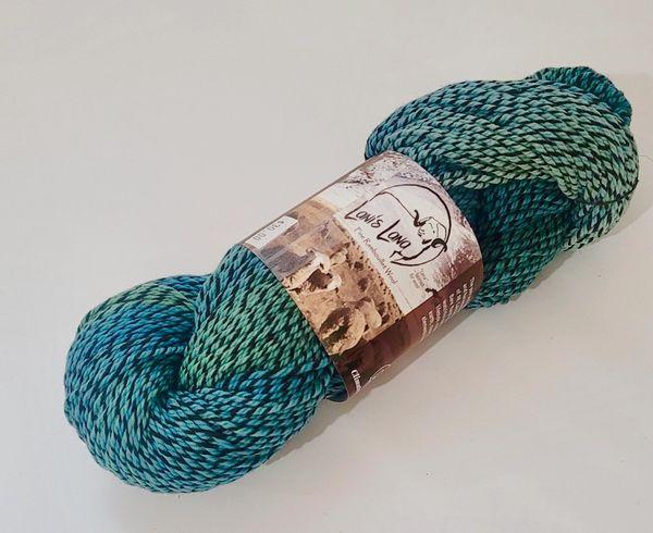 Warner Blue Lake Sport Weight Wool Yarn