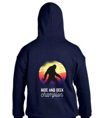 Bigfoot, Hide and Seek Champion Hoodie