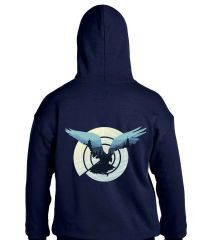 Bird In Flight Hoodie