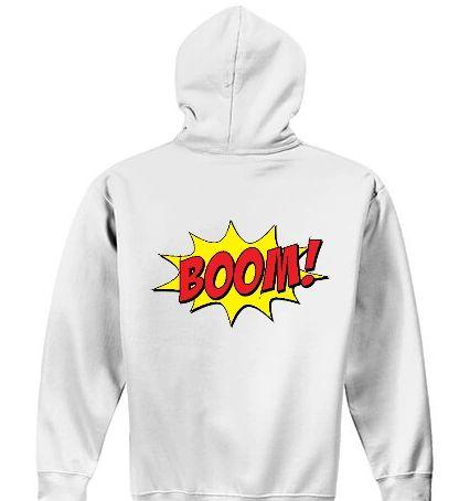 Boom! Hoodie