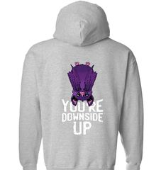 Downside Up Bat Hoodie