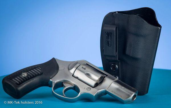 Ruger SP101 2 1/4 inch Revolver IWB Holster