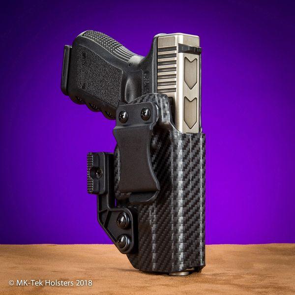 Glock 19/23 /32 IWB Holster with MOS Optics cut Gen 5