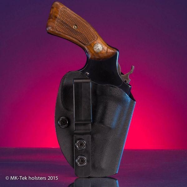 S&W J Frame Model 36 Revolver IWB Holster