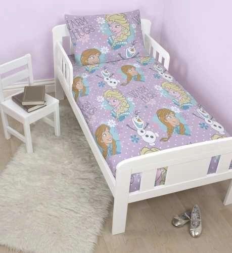 Frozen toddler / cot bed duvet cover